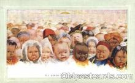bla001358 - Black, Blacks Postcard Post Card
