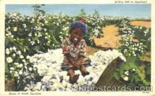 bla001364 - Stitting Solt Dixieland Black, Blacks Postcard Post Card