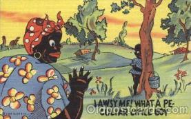 bla001380 - Black, Blacks Postcard Post Card