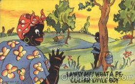 bla001401 - Black, Blacks Postcard Post Card