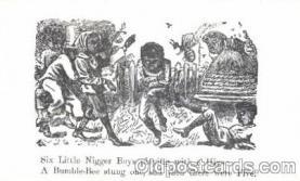 bla001434 - Black, Blacks Postcard Post Card