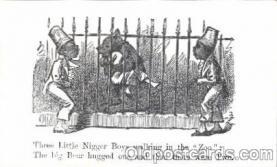 bla001435 - Black, Blacks Postcard Post Card