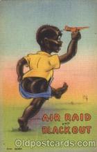 bla001446 - Series GC422 Black, Blacks Postcard Post Card