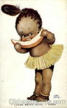 bla001524 - Mabel Lucie Attwels Black, Blacks Post Card Post Card