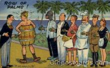 bla001533 - Tropical Florida Comics Black, Blacks Post Card Post Card