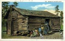 bla001558 - Seven up in Dixie Land Black, Blacks Post Card Post Card