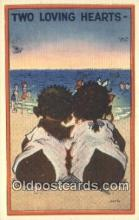 bla050163 - Old Vintage Antique Postcard Post Card