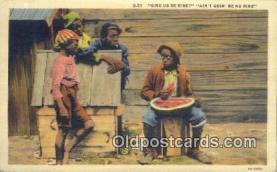 bla050178 - Old Vintage Antique Postcard Post Card
