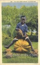 bla050199 - Dixieland Old Vintage Antique Postcard Post Card