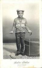 bla050202 - Real Photo Old Vintage Antique Postcard Post Card