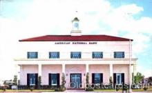 bnk001004 - American National Bank, North Miami, Florida USA Postcard Post Card