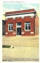 bnk001038 - Bank Of Matamorus, Matamoras, Pennsylvania, USA Postcard Post Card
