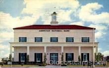 bnk001057 - American National Bank, North Miami, FL USA Bank Banks, Post Card Postcard
