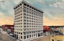 bnk001082 - State National Bank Building Little Rock, Arkansas, USA Postcard Post Card