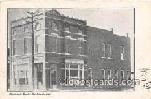 bnk001103 - Haubstadt Bank Haubstadt, Indiana, USA Postcard Post Card