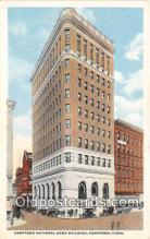 bnk001146 - Hartford National Bank Building Hartford, Connecticut, USA Postcard Post Card