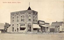 bnk001242 - Aurora Bank Aurora, Iowa, USA Postcard Post Card