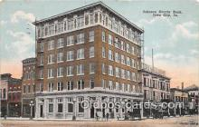 bnk001249 - Johnson County Bank Iowa City, Iowa, USA Postcard Post Card