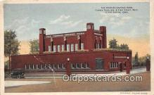 bnk001267 - Peoples Savings Bank Cedar Rapids, Iowa, USA Postcard Post Card