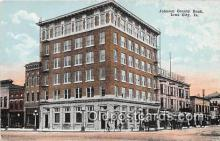 bnk001269 - Johnson County Bank Iowa City, Iowa, USA Postcard Post Card