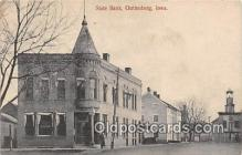 bnk001282 - State Bank Guttenberg, Iowa, USA Postcard Post Card