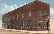 bnk001291 - Peoples Trust & Savings Bank Iowa Falls, Iowa, USA Postcard Post Card