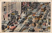 bnk001302 - National City Bank Kansas City, MO, USA Postcard Post Card