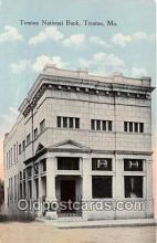 bnk001304 - Trenton National Bank Trenton, MO, USA Postcard Post Card