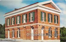 bnk001309 - JJ Bank Museum 1966 Liberty, MO, USA Postcard Post Card