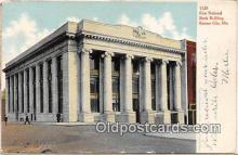 bnk001310 - First National Bank Building Kansas City, MO, USA Postcard Post Card