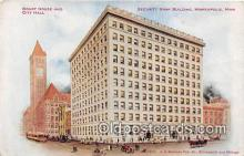 bnk001343 - Security Bank Building Minneapolis, Minn, USA Postcard Post Card