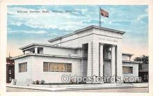 bnk001346 - Winona Savings Bank Winona, Minn, USA Postcard Post Card