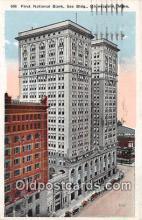 bnk001355 - First National Bank, Soo Building Minneapolis, Minn, USA Postcard Post Card