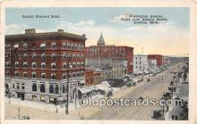bnk001356 - Capital National Bank Lansing, Mich, USA Postcard Post Card