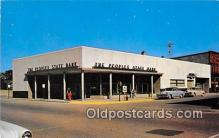 bnk001358 - Peoples State Bank Alpena, Mich, USA Postcard Post Card