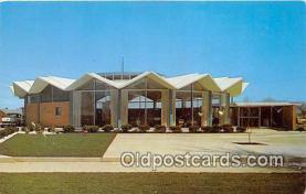 bnk001362 - Bank of the Commonwealth Garden City Office Garden City, Nankin, USA Postcard Post Card