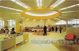 bnk001363 - Bank of the Commonwealth Garden City Office Garden City, Nankin, USA Postcard Post Card