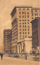 bnk001372 - Penobscot & State Savings Building Detroit, Mich, USA Postcard Post Card