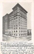 bnk001383 - Union Trust Building Detroit, Mich, USA Postcard Post Card