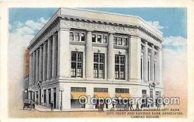 bnk001387 - Grand Rapids National City Bank Grand Rapids, Mich, USA Postcard Post Card