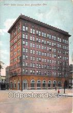 bnk001447 - Dollar Savings Bank Youngstown, Ohio, USA Postcard Post Card