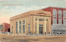bnk001454 - Bank of Steuben Hornell, NY, USA Postcard Post Card