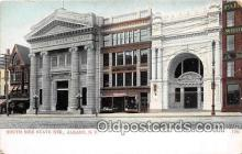 bnk001461 - South Side State Street, National Commercial Bank Albany, NY, USA Postcard Post Card