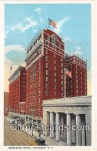 bnk001483 - Onondaga Hotel Syracuse, NY, USA Postcard Post Card