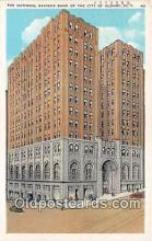 bnk001491 - National Savings Bank of the City of Albany Albany, NY, USA Postcard Post Card