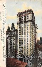 bnk001497 - Hanover National Bank New York City, NY, USA Postcard Post Card