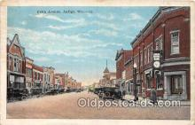 bnk001506 - Fifth Avenue Antigo, Wis, USA Postcard Post Card
