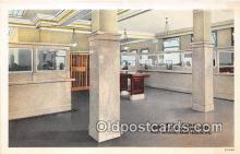 bnk001517 - First National Bank Berlin, Wis, USA Postcard Post Card