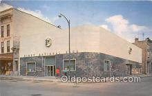 bnk001522 - First National Bank Monroe, Wisconsin, USA Postcard Post Card