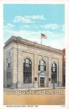 bnk001532 - Beloit Savings Bank Beloit, Wis, USA Postcard Post Card